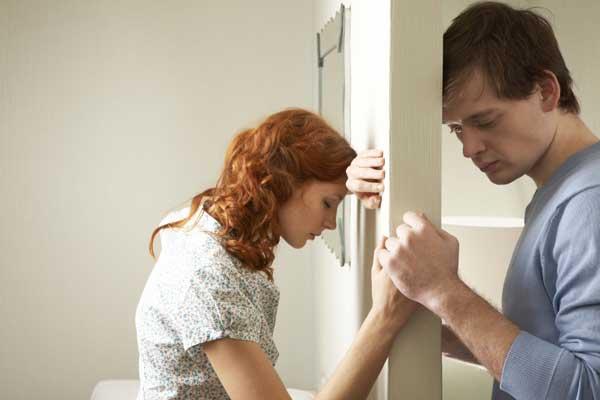 بازداری هیجانی در روابط عاطفی